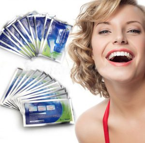 Advanced Teeth Whitening Strips (Dental Whitestrips) - Feeedback - ako to funguje - ako použiť