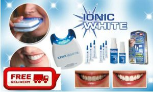 Ionic white - Užitočný - test - ako to funguje