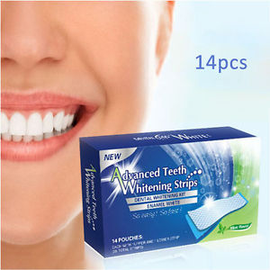 Advanced Teeth Whitening Strips (Dental Whitestrips) - Recenzia - Forum - výsledok