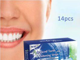 Advanced Teeth Whitening Strips (Dental Whitestrips) - Feeedback - ako to funguje - kúpiť- test - ako použiť - Účinky